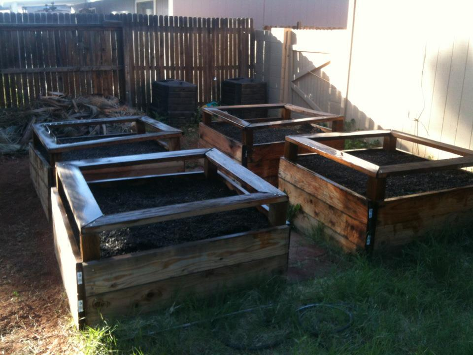 Jon Ray Blog Archive Raised Box Gardening