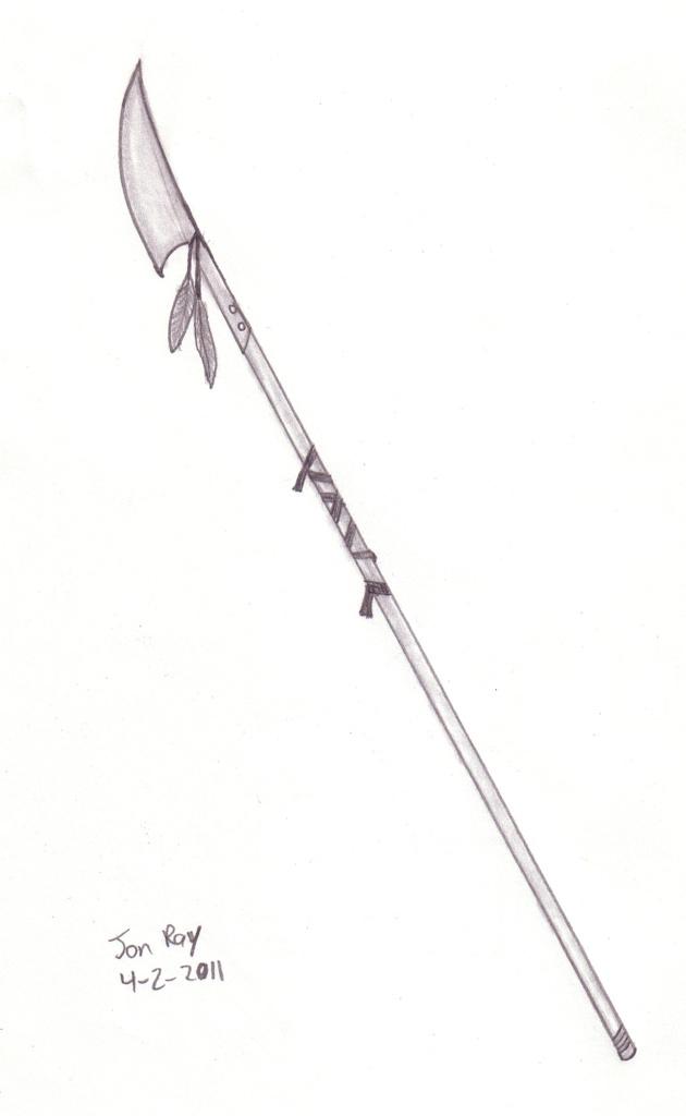 Jon Ray » spear